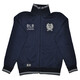 Brick Lane Bikes London BLB Tripped Zip Track Top Men Navy